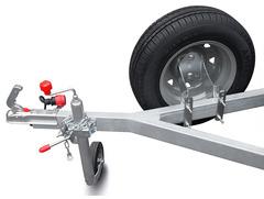 Кронштейн крепления запасного колеса МЗСА 3105.0003